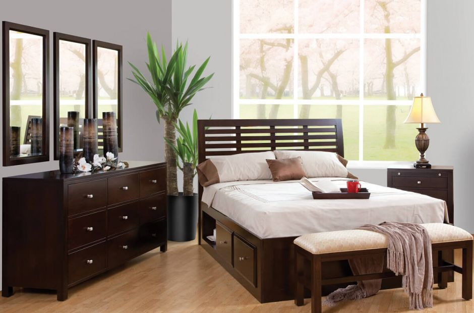 brookville modern bedroom furniture countryside amish