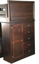 Wooden Bunk Amp Loft Beds Countryside Amish Furniture