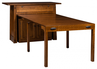 Purchasing Guide For Solid Wood Leg Pedestal Amish Tables